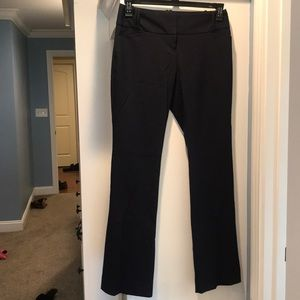 Navy blue dress pants